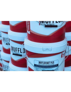MUFFLOR MATT PLUS BIANCO 13 LT